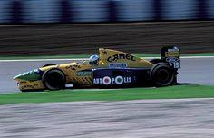 Michael Schumacher Benetton - Ford 1991