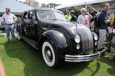 "1934 Chrysler Airflow Imperial Eight -  - 2012 Amelia Island Concours d""Elegance"