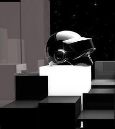 Daft Punk Helmet