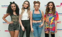Find images and videos about little mix, perrie edwards and jesy nelson on We Heart It - the app to get lost in what you love. Little Mix Outfits, Little Mix Style, Jesy Nelson, Perrie Edwards, Adeline Morin, Little Mix Photoshoot, Litte Mix, Mixed Girls, Spice Girls