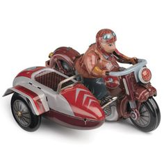 Motorbike With Sidecar now featured on Fab  cute!
