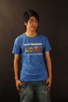 http://www.afday.com/collections/apparel/products/malnourished-t-shirt  Rs 449