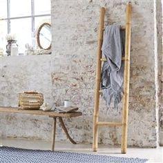 Porte serviette en bambou 170 Bam'Bou Tikamoon