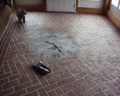 Painted Concrete Floors That Last and Last and Last :: Hometalk