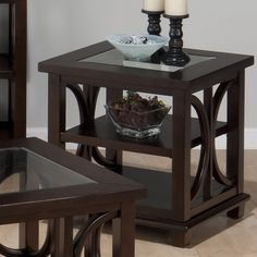 Have to have it. Jofran Panama Square End Table $253.00