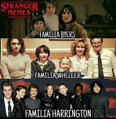 My favorite family is family harrington