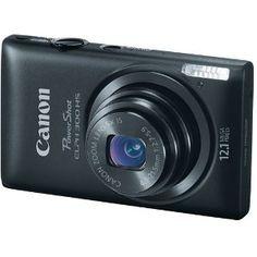Canon PowerShot ELPH 300 HS 12 MP CMOS Digital Camera with Full 1080p HD Video