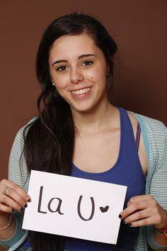 The U, Daniela Oregel, Estudiante, Monterrey, México.