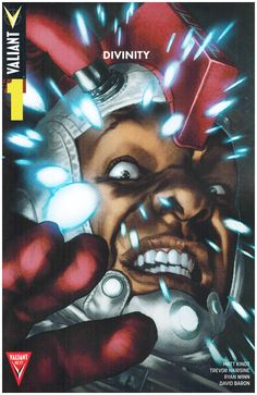 Rare: Divinity #1 1 in 40 Retailer Incentive variant. Click the pic and find out more...