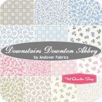 Downstairs Downton Yardage<BR>Andover Fabrics