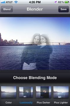 Fun photography masking tools on iOS  An image manipulation app that was popular on the Mac is now available for iOS, so I put together a collection of similar apps to compare them