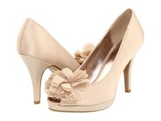 Unlisted Natural Glow Champagne Satin - Zappos.com Free Shipping BOTH Ways