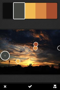 Capture Color Palettes from anywhere or anything!!  - #free #iPhone #app that allows you to create great #color palettes from the world around you!   You'll want to come and check out all the details about the app!