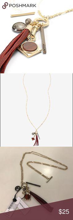 White House Black Market Necklace NWT. Convertible White House Black Market Necklace.                                                                   📮💌 Next Day Shipping 💌📮 White House Black Market Jewelry Necklaces