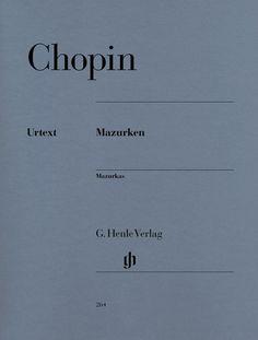 Chopin: Mazurkas. £22.50