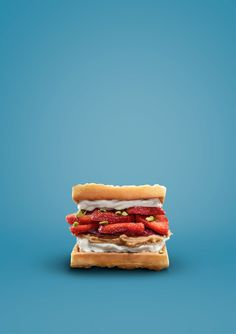 """Check out this @Behance project: """"Sandwiches deconstructed"""" https://www.behance.net/gallery/27199763/Sandwiches-deconstructed"""