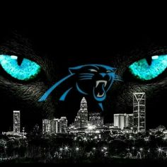 Love The Glowing Panther Eyes In Skyline Keep Pounding