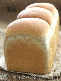 Wholemeal Bread Recipe! This is another very soft and fluffy wholemeal loaf. I went to a bakery ingredients store in Kepong and found some very good quality wholemeal flour. I played around with the Wholemeal Bread recipe from my… Continue Reading →