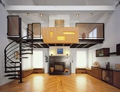 Bedrooms Loft Design, Pictures, Remodel, Decor And Ideas   Page 23