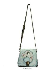 SALE  New Santoro Gorjuss Willow Innocence Shoulder Bag Autumn Womens Small