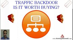 Traffic Backdoor Review - Can Traffic Backdoor help you succeed online?  Is it worth buying?