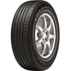 Goodyear Viva 3 All-Season Tire 225/65R17 102T