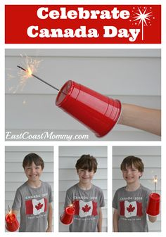 East Coast Mommy: Tips for Celebrating Canada Day Love Holidays, Holidays And Events, Canada Day Fireworks, Canada Day Crafts, Canada Day Party, Summer Fun, Summer School, Sunday School, Party
