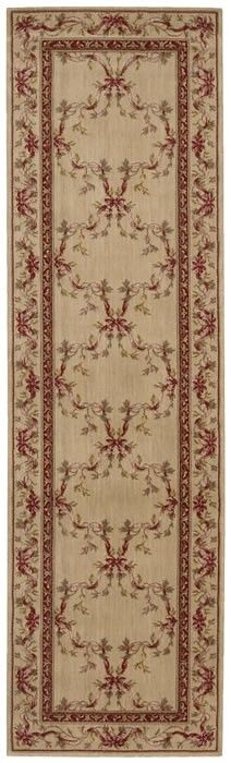 Nourison Ashton House Beige Transitional Rug (AS07)
