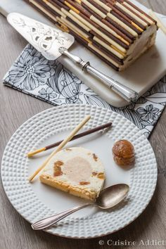 Bûche aux Mikados Fondue Forks, Christmas Cookies, Food Inspiration, Tapas, Brunch, Food And Drink, Sweets, Baking, Tableware