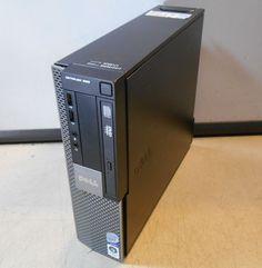 Dell Optiplex 960 Intel Core 2 Quad @ 2.66GHz 4GB RAM Desktop Computer NO HDD