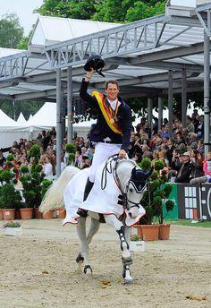 Daniel Deusser is the 2013 German Master…