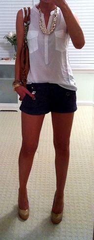 Longer shorts