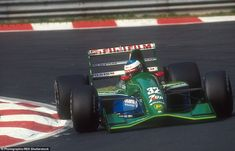 How many drivers can you think of who made memorable debuts without even getting past the first lap? Well Michael Schumacher certainly managed it after stunning the paddock to qualify seventh with the new Jordan team in 1991. The fact he burnt the clutch out on the start line on race day didn't matter. Benetton moved quickly to snap up the German for the next race, so impressive was his qualifying run