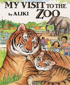 My Visit to the Zoo (Trophy Picture Books (Paperback)) by Aliki http://www.amazon.com/dp/006446217X/ref=cm_sw_r_pi_dp_D2J2wb0VYZ56D