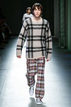 MSGM | Menswear - Spring 2018 | Look 25
