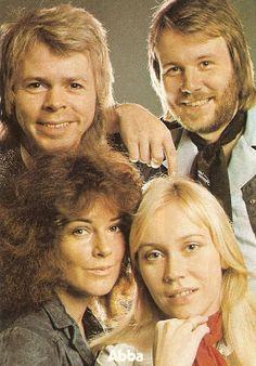 ABBA+rare picture