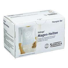Sidroga Magen-Heiltee, 20 Filterbeutel | PZN: 3126380 | INHALTSTOFFE: Süßholzwurzel | HERSTELLER: Sidroga GfGmbH | • Schützt die Magenwände vor der Magensäure • Magenverstimmungen, Magenschmerzen und Appetitlosigkeit werden effizient vermieden • Filterbeutel mit Aromaschutz >> http://www.juvalis.de/3126380/sidroga-magen-heiltee-filterbeutel << #Apotheke #Tee