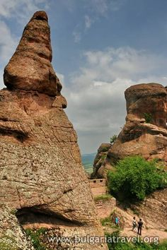 The Belogradchik Cliffs - Bulgaria http://www.vacationrentalpeople.com/vacation-rentals.aspx/World/Europe/Bulgaria/