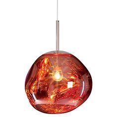 Buy Tom Dixon Melt Pendant Ceiling Light Online at johnlewis.com