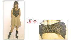 vestido UVE04 Crop Tops, Women, Fashion, Vestidos, Spring Summer, Moda, Women's, Fashion Styles, Woman