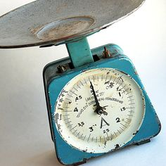 vintage kitchen scale... Home Decor... Jul 54 by CoolVintage, $27.50