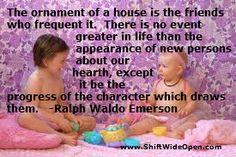 Ralph Waldo Emerson friends