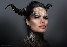 Maleficent concept art by Steffen Reichstadt