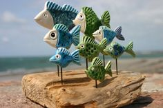 FISH - ceramic-- http://www.jane-james.co.uk/images/fish