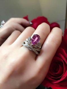 Chaumet Pink Saffire