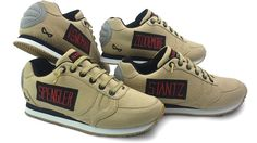 These Ghostbusters Sneakers Celebrate the Famous Film Franchise #shoes trendhunter.com