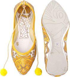 Fanscraft Jutis - Buy Multicolor Color Fanscraft Jutis Online at Best Price - Shop Online for Footwears in India | Flipkart.com