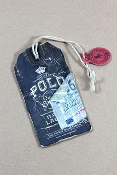 Resultado de imagem para label tag for jeans Tag Design, Label Design, Packaging Design, Graphic Design, Nine Clothing, Clothing Tags, Garra, Vintage Tags, Vintage Prints