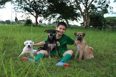 This 9-Year-Old Built A Nonprofit, No-Kill Animal Shelter Out Of His Garage To Help Stray Animals - Imgur