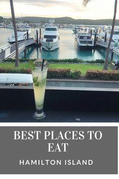 Enjoying a spectacular location in the heart of the Whitsundays is the beautiful Hamilton Island. Western Australia, Australia Travel, Visit Australia, Travel Guides, Travel Tips, Food Travel, Travel Destinations, Best Places To Travel, Best Places To Eat
